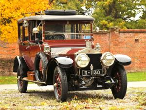 1913 Rolls-Royce Silver Ghost 45-50 Open Drive Limousine by Barker & Co.